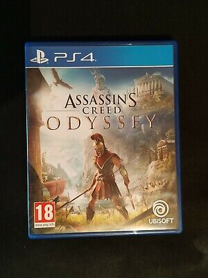 Assassin's Creed Odyssey PS4 NEUF