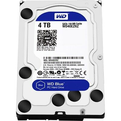 Western Digital Corporation Wd40Ezrz Blue 4 Tb 3.5-Inch Pc Hard Drive