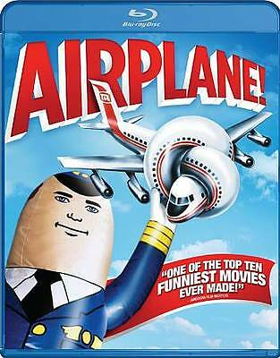 Brand New Sealed Blu Ray Airplane Airplane! 1980 Top Ten Classic All Time Comedy