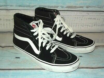 7267f98491 USED WORN SIZE 10 Vans Omar Hassan La Cripta Dos Skateboard Shoes ...