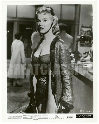 Marilyn Monroe Bus Stop 1956 Beautiful Original Vintage Photograph