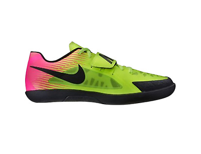 c8f5ea228fde Nike Zoom SD 4 Throwing Shoes Shotput Discus Track Mens Size 8.5 Volt Pink
