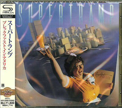 Supertramp-Breakfast In America-Japan Shm-Cd D50