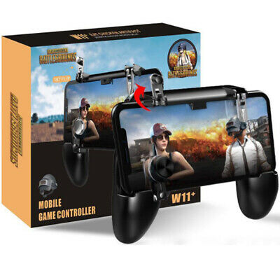 W11+ PUGB Mobile Game Controller PUBG Mobile Joystick Gamepad for iPhone Android