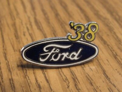 VINTAGE FORD 1993 93 PROBE GT QUALITY CARE AWARD LAPEL HAT PIN BADGE
