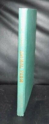 ANIMAL FARM by George Orwell - 1946 First Edition Hardcover Classic Book