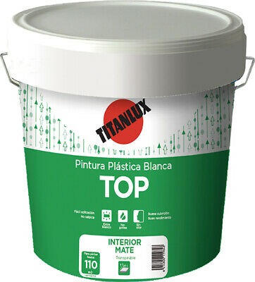Pintura Plast.bco.top Mate Int/Ext.05Kg