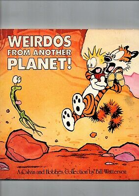 Weirdos from another Planet  1990 (Calvin & Hobbes)