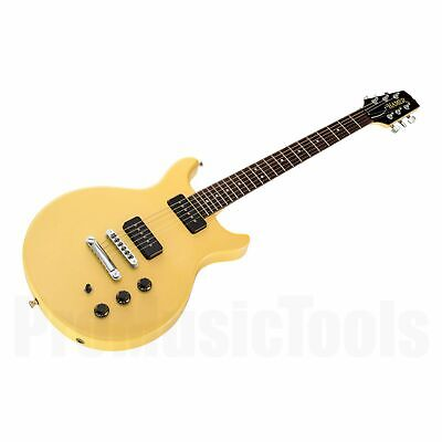 Hamer USA Special - TV Yellow *exc. cond.* custom double cut studio