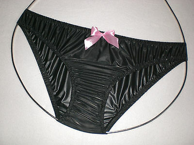 Neu Babyfolie Ultra Soft Pvc Tanga Slip Panties Brief S M L Xl Xxl