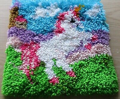 Lovely Handmade Baby Nursery/Child's Soft Unicorn Mat/Wall Decor