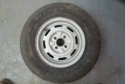 Wheel & tyre 13 inch Trailer Caravan
