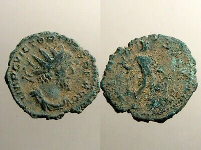 Victorinus AE Antoninianus___FROM THE PETHERTON HOARD FOUND IN THE UK IN 2013