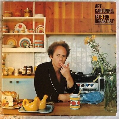 "Art Garfunkel,Fate For Breakfast,Vintage 1979 Album,12"" Lp 33,Great Condition"