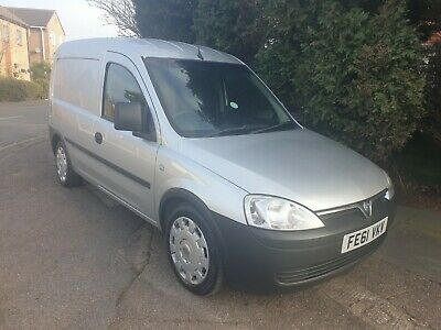 2011 Vauxhall Combo 1.7 Cdti ** Low Mileage ** Fsh ** Long Mot ** No Vat **
