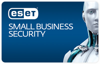 ESET Endpoint Protection (Small Business Pack)-10 User, 1 Year | Works Globally