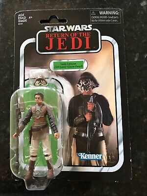Star Wars 3.75 Vintage Collection LANDO CALRISSIAN SKIFF GUARD VC144 ROTJ New