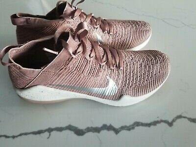 814f8f88347f2 New NIKE Air Zoom Fearless Flyknit 2 LM Running Shoes Trainers Mauve-Women  US 12