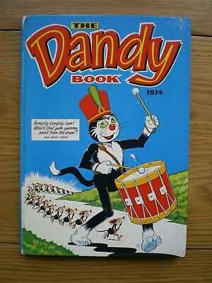 Dandy Annual 1974 in very good condition