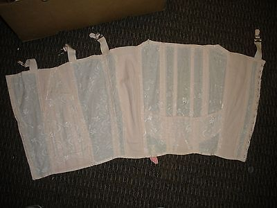 Charmode Nuback Corset Sears style 442R size 30