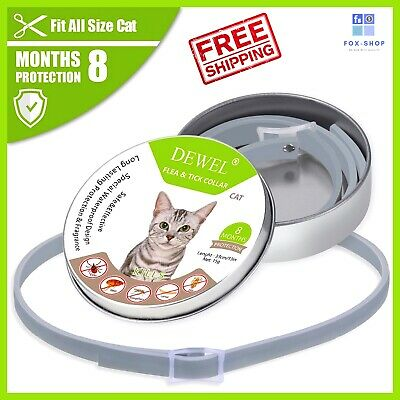 Seresto Flea And Tick Collar For Cats /Dogs 8 Months Protection 33 cm USA Seller