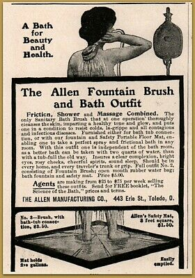 Collectibles 1900-09 Original 1909 D Cluett Shirts Handsome Man Fashion Clothing Thin Or Stout Print Ad Regular Tea Drinking Improves Your Health