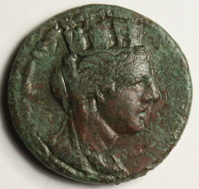 100- Cilicia, Tarsos, 175-164 BC, Ancient Greek Bronze.