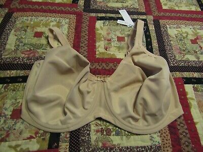 5499fce49fb BNWT Elomi Smoothing Seamfree Underwire Bra EL3911NUE size 42G molded full  cup