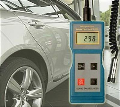 Paint Layer Film Coating Thickness Gauge Meter Car Be*  Sd1
