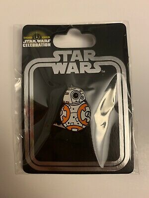 BB8 Pin Star Wars Celebration 2019 Chicago Exclusive Show Store Incentive BB-8