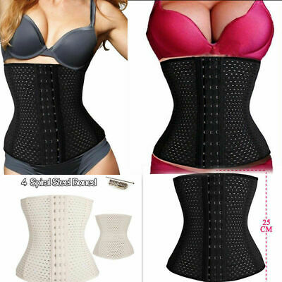 Corset Waist Trainer Training-Shaper Body Shapewear Underbust Cincher Tummy Belt