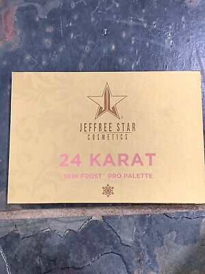 jeffree star 24 Karat Highlighter