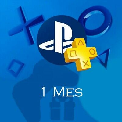 PSN 1 Mes {Play Station PS Plus PS4-PS3 -Vita} LEER DESCRIPCION - Entrega rápida