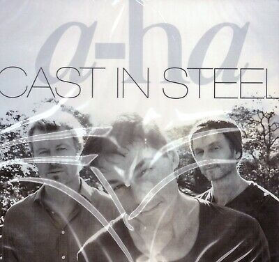 A-Ha Cast In Steel 2CD New Sealed