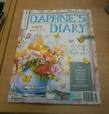 Daphne's Diary magazine #3 2019 DIY Interior Recipes Vintage Trips Mindfulness