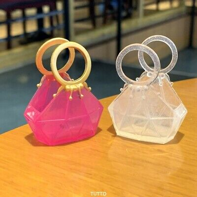 LOT 2 Bag FOR LOL Surprise LiL Sisters L.O.L.  CRYSTAL QUEEN doll toy SDUS