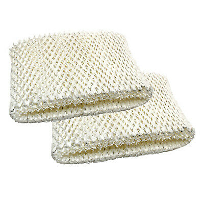 3x HQRP Wick Filters for Walgreens 890-WGN Humidifier W889-WGN Replacement