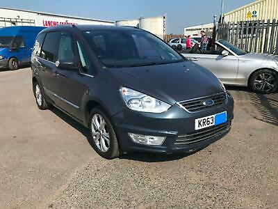 2013 Ford Galaxy 1.6TDCi Titanium Damaged Repairable Salvage