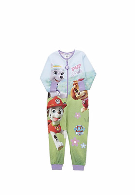 Paw Patrol Everest Skye and Marshall One Piece Pyjamas All In One Size 2-5 years
