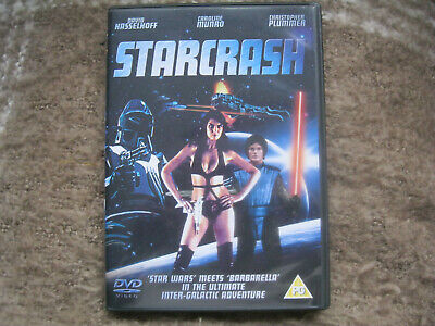 Starcrash (DVD, 2010)