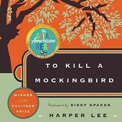 To Kill a Mockingbird By Harper Lee - AUDIOBOOK (e-Delivery)