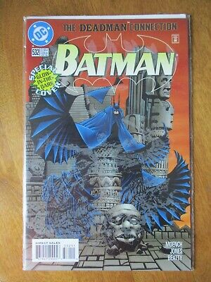 Batman # 532 Glow In The Dark Flat Rate Combined Shipping! DC, VF // NM
