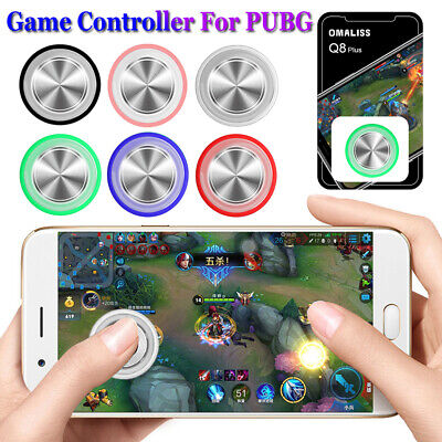 MOBILE PHONE PUBG Game Joystick Metal Button Controller For