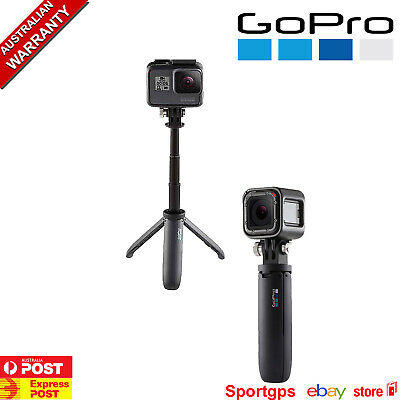 GoPro Shorty Mini Extension Pole & Tripod Mount Black