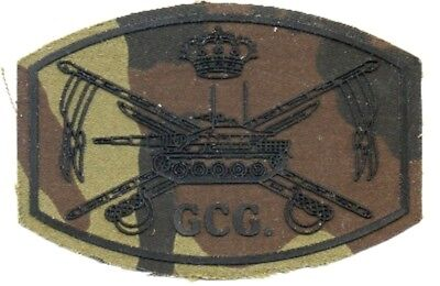 parche ET CABALLERIA GRUPO CUARTEL GENERAL, spain patch