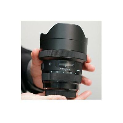 Sigma 12-24mm F4 DG HSM Art Lens for Canon EF genuino