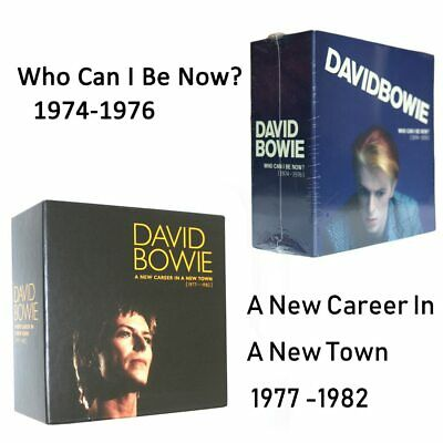 David Bowie Who Can I Be Now(1974 To 1976) +A New Career In A New Town Box Set
