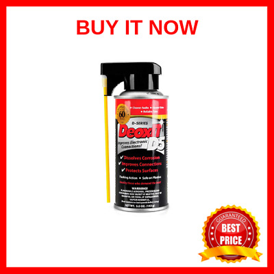 Hosa CAIG Laboratories DeoxIt 5% Spray Electrical Contact Cleaner 5oz.