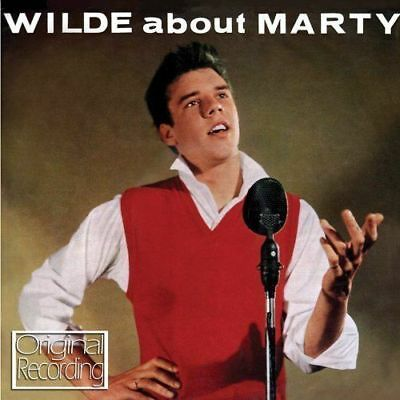 Marty Wilde ~ Wilde About Marty * New + Sealed * Cd British / U.k. Rock And Roll