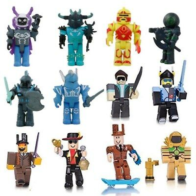 12PCS/1 Set Roblox Figures PVC Game Roblox Toy Children Kids Christmas Gift 2019